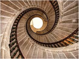 Escaleras extrañas